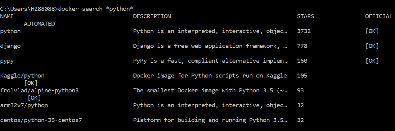 What is Docker and how to run a python script on Docker